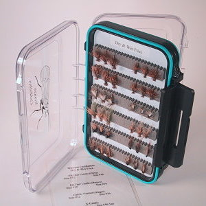 Essential Caddis Fly Box