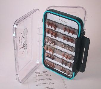Essential Caddis Fly Box